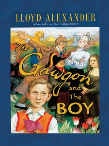 9780786254330: The Gawgon and the Boy (Thorndike Juvenile)