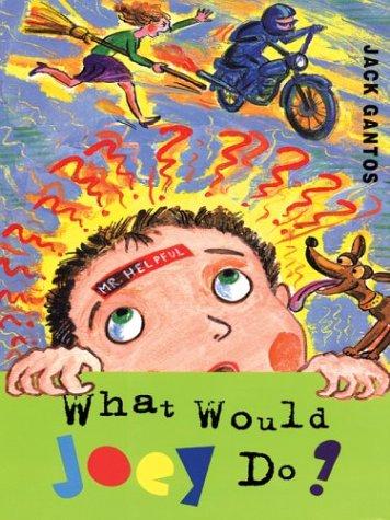 9780786254682: What Would Joey Do? (Thorndike Press Large Print Juvenile Series)