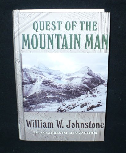 9780786255276: Quest of the Mountain Man