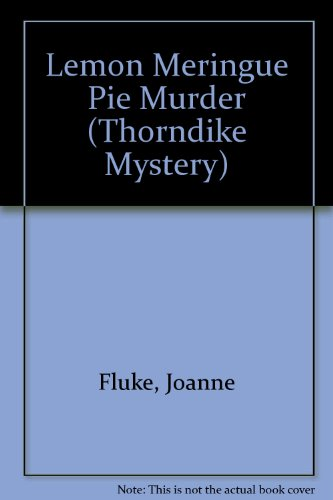 9780786255313: Lemon Meringue Pie Murder