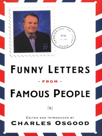 9780786255788: Funny Letters from Famous People (Thorndike Press Large Print Nonfiction Series)