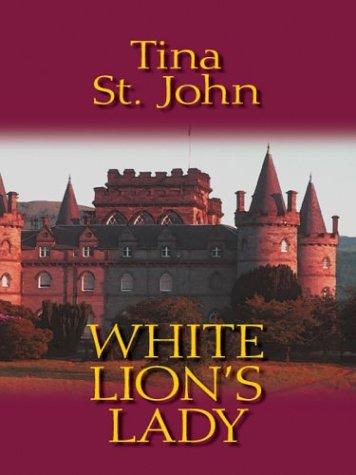 9780786255825: White Lion's Lady