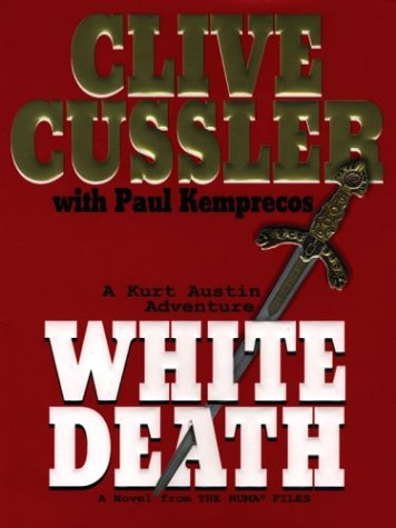 9780786256242: White Death: A Kurt Austin Adventure (Thorndike Press Large Print Core Series)