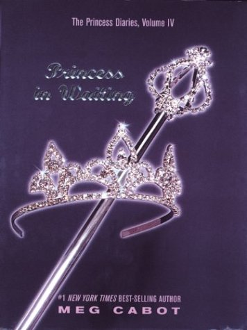 Princess In Waiting (0786256826) by Meg Cabot