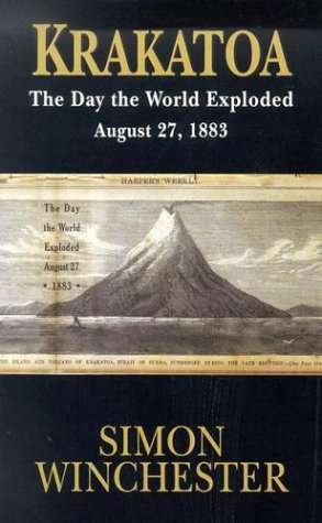 9780786257294: Krakatoa: The Day the World Exploded: August 27, 1883 (Large Print Edition)