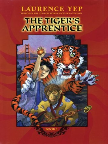 9780786257317: The Tiger's Apprentice (Thorndike Press Large Print Juvenile Series)