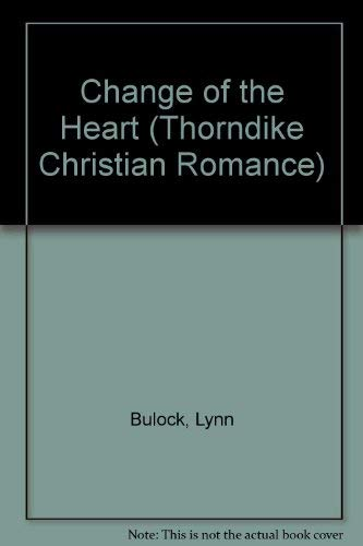 9780786257607: Change of the Heart (Love Inspired #181)