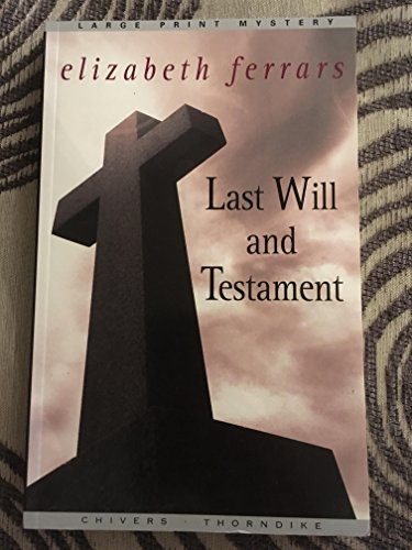 9780786257874: Last Will and Testament