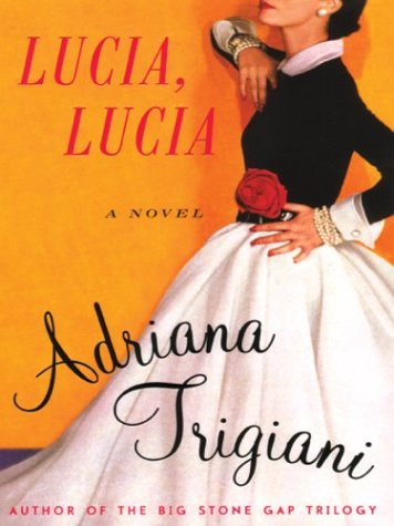 9780786258635: Lucia, Lucia (Thorndike Press Large Print Basic Series)