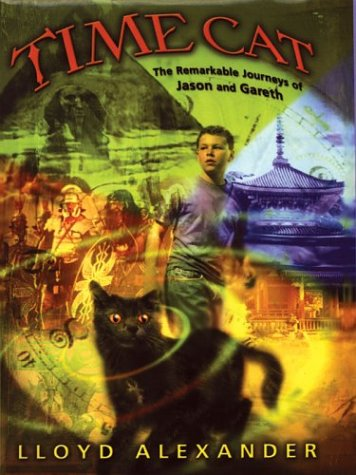 9780786258925: Time Cat: The Remarkable Journeys of Jason and Gareth (Thorndike Middle Reader)