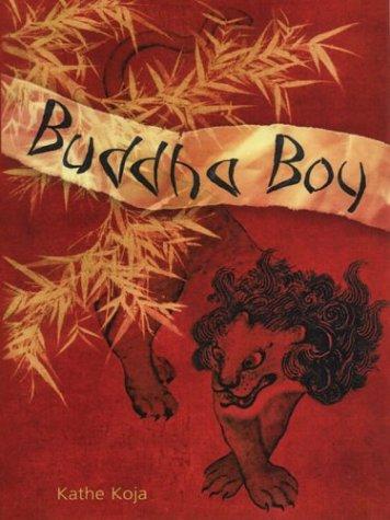 9780786260126: Buddha Boy (Thorndike Press Large Print Young Adult Series)
