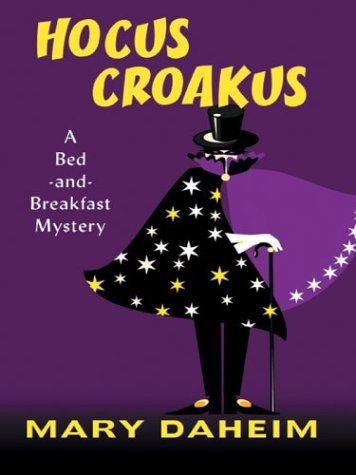 9780786260362: Hocus Croakus: A Bed-And-Breakfast Mystery