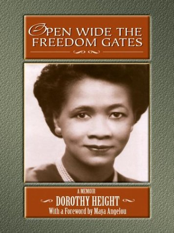 9780786260805: Open Wide the Freedom Gates: A Memoir