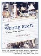 9780786261208: The Wrong Stuff: A Jane Wheel Mystery