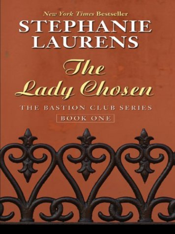 9780786261680: The Lady Chosen (Bastion Club)