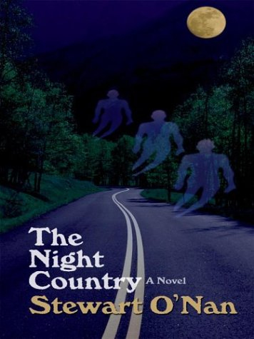 9780786261796: The Night Country (O'nan, Stewart  (Large Print))