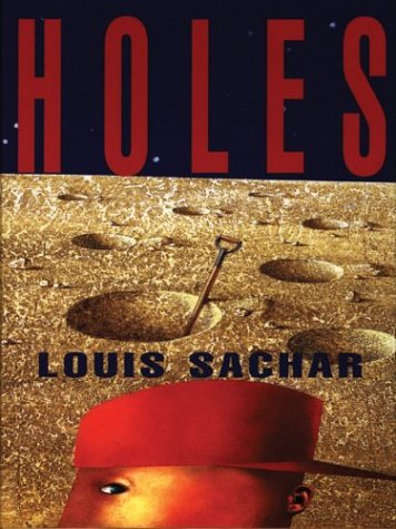 a summary of louis sachars book holes Holes comprehension companion holes by louis sachar is a newbery litplans-- links to anything and everything about _holes_ and other books by louis sachar.