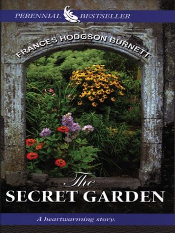 The Secret Garden (9780786261949) by Frances Hodgson Burnett