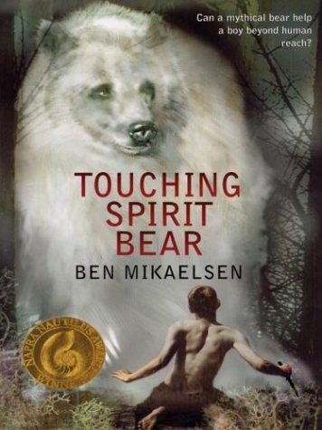 9780786262281: The Literacy Bridge - Large Print - Touching Spirit Bear