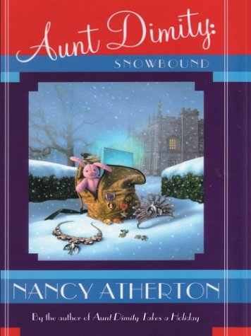 9780786262687: Aunt Dimity, Snowbound (Thorndike Press Large Print Mystery Series)