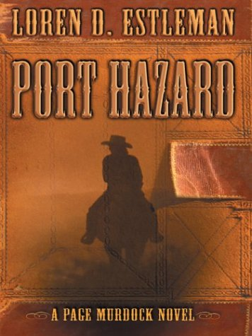 9780786263233: Port Hazard (Page Murdock, US Deputy Marshall, Book 7)