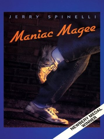 Maniac Magee: Jerry Spinelli