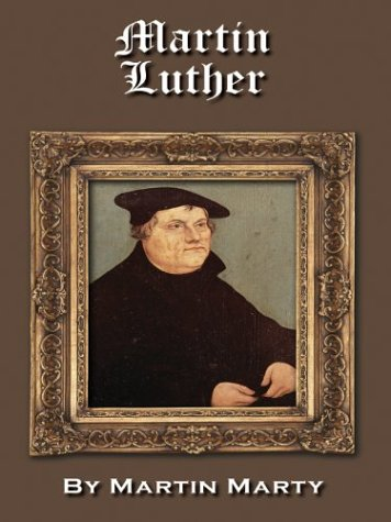 9780786263653: Martin Luther (Thorndike Press Large Print Biography Series)