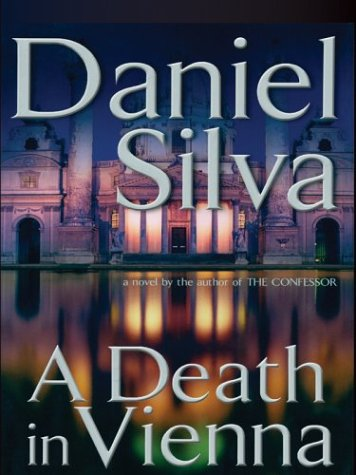 9780786264704: A Death in Vienna (Silva, Daniel  (Large Print))