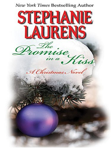 9780786265473: The Promise in a Kiss: A Christmas Novel (Thorndike Famous Authors)