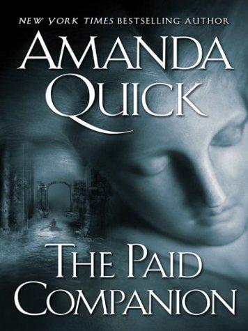 9780786265480: The Paid Companion (Quick, Amanda (Large Print))