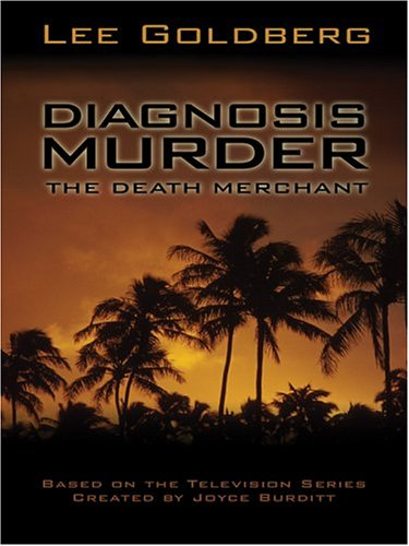 9780786266456: Diagnosis Murder: The Death Merchant (Thorndike Press Large Print Mystery Series)