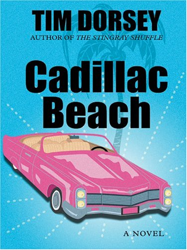 9780786266531: Cadillac Beach (Thorndike Press Large Print Americana Series)