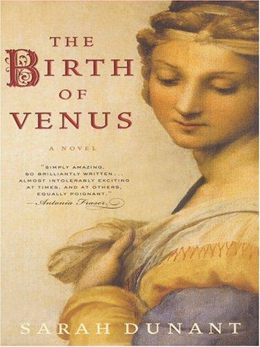 9780786266890: The Birth Of Venus (Thorndike Press Large Print Core Series)