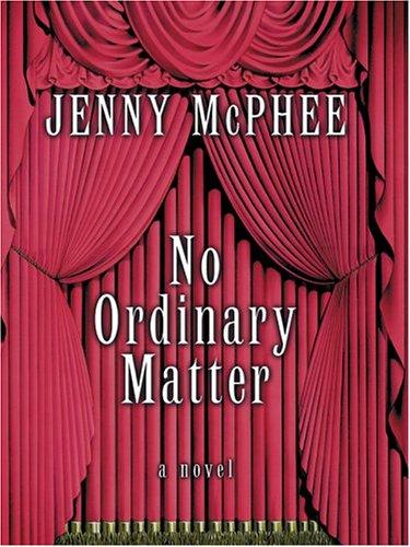 9780786267620: No Ordinary Matter