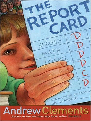 9780786267675: The Literacy Bridge - Large Print - The Report Card