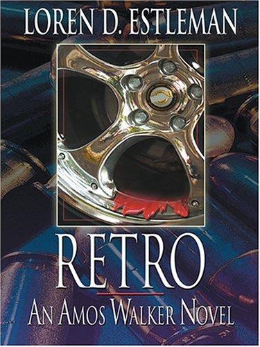 9780786268368: Retro (The Amos Walker Series #18)