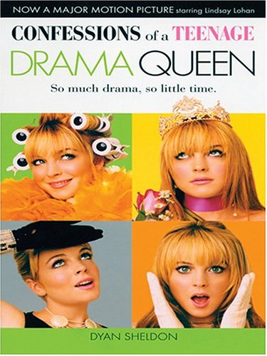 9780786269037: Confessions of a Teenage Drama Queen (Thorndike Large Print Literacy Bridge Series)