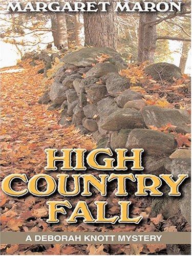 9780786269365: High Country Fall: A Deborah Knott Mystery