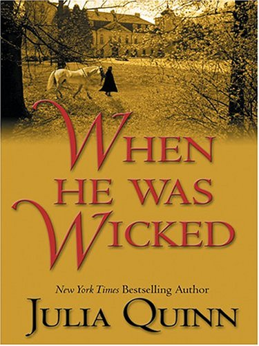 9780786270835: When He Was Wicked (Thorndike Press Large Print Basic Series)