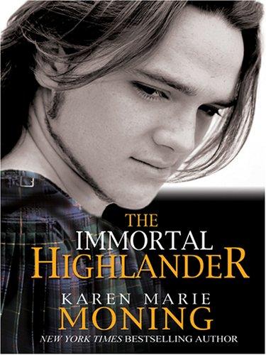 9780786271320: The Immortal Highlander