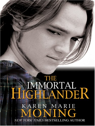 9780786271320: The Immortal Highlander