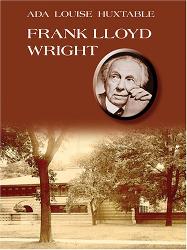 9780786271818: Frank Lloyd Wright (Thorndike Biography)