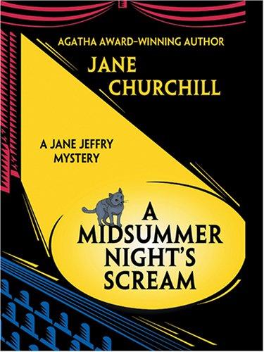 9780786272792: A Midsummer Night's Scream: A Jane Jeffry Mystery (Thorndike Core)