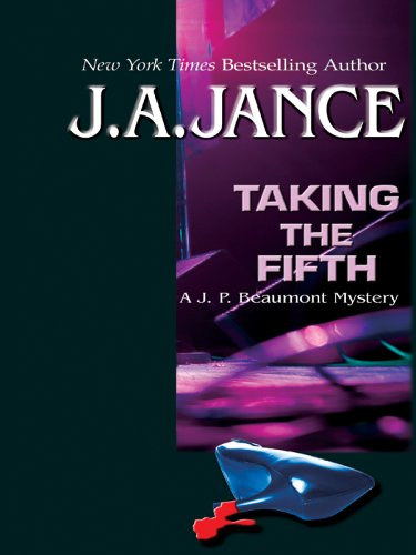 9780786273041: Taking The Fifth: A J. P. Beaumont Mystery