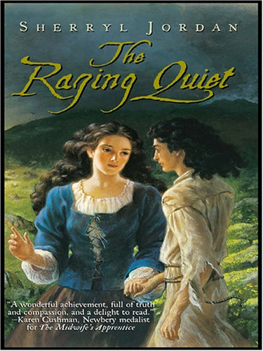 9780786273133: The Raging Quiet (Thorndike Press Large Print Literacy Bridge Series)
