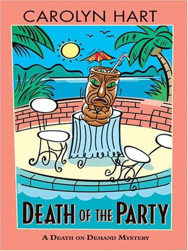9780786273195: Death of the Party: A Death on Demand Mystery (Thorndike Mystery)