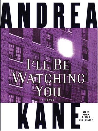 9780786273294: I'll Be Watching You (Thorndike Americana)