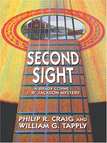 9780786273300: Second Sight: A Brady Coyne/J.W. Jackson Mystery