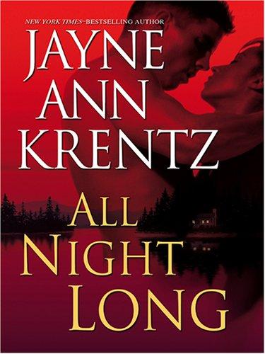 9780786273812: All Night Long (Thorndike Press Large Print Basic Series)
