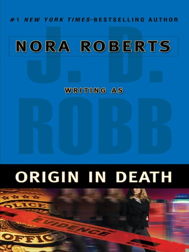 9780786273829: Origin in Death (Thorndike Press Large Print Core Series)